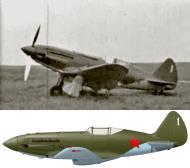 Asisbiz Mikoyan Gurevich MiG 3 28IAP White 1 at Chunev (Tsunev) airfield June 1941 01