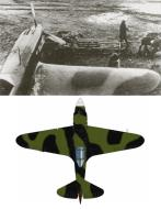 Asisbiz Mikoyan Gurevich MiG 3 2GvSAP VVS SF White 57 at Vayenga airport in 1942 0B