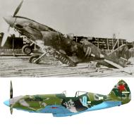 Asisbiz Mikoyan Gurevich MiG 3 38PAE from PVO Blue 9 recon aircraft Moscow 1941 0A