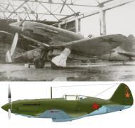 Asisbiz Mikoyan Gurevich MiG 3 401IAP Red 2 defected to Melitopol airfield Romania 3rd Dec 1941 0A