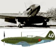 Asisbiz Mikoyan Gurevich MiG 3 401IAP White 40 Moscow Front July 1941 0A
