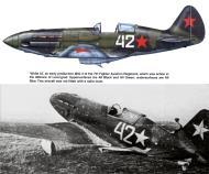 Asisbiz Mikoyan Gurevich MiG 3 7IAP White 42 Leningrad area Oct 1941 0A