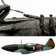 Asisbiz Mikoyan Gurevich MiG 3 8IAP VVS Chf Black Sea White 5 1942 0B