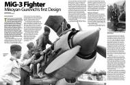 Asisbiz Mikoyan Gurevich MiG 3 article by Model Aircraft 2012 10 Page 04 05