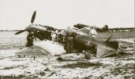 Asisbiz Mikoyan Gurevich MiG 3 destroyed on the ground during Operation Barbarossa 1941 01