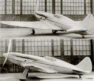 Asisbiz Mikoyan Gurevich MiG 3 factory prototype 01