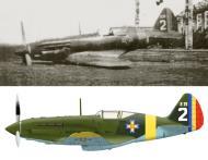 Asisbiz Mikoyan Gurevich MiG 3 flown by Brasov ARRs top ace Cpt Bazu Cantacuzino Romania Dec 1941 01