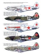 Asisbiz Mikoyan Gurevich MiG 3 profiles from Signal Early MiG Fighters by SS1204 0A