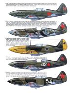 Asisbiz Mikoyan Gurevich MiG 3 profiles from Signal Early MiG Fighters by SS1204 0B