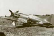 Asisbiz Mikoyan Gurevich MiG 3 unit no 5 captured during Operation Barbarossa 1941 01