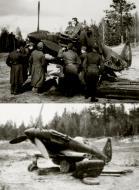 Asisbiz Mikoyan Gurevich MiG 3 unknown IAP White 4 abandoned 1942 01