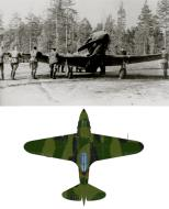 Asisbiz Mikoyan Gurevich MiG 3 unknown IAP White 40 Yellow 6 0B