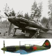 Asisbiz Mikoyan Gurevich MiG 3 unknown unit Yellow 28 captured Barbarossa 1941 01