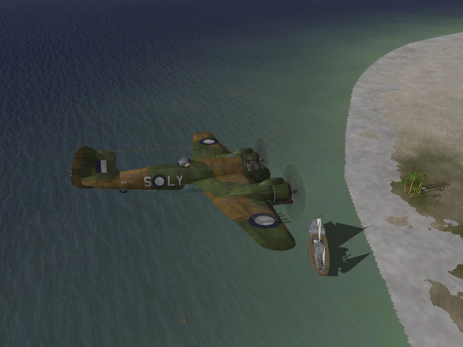 Download IL2 Missions Big Yanni Rescue 008
