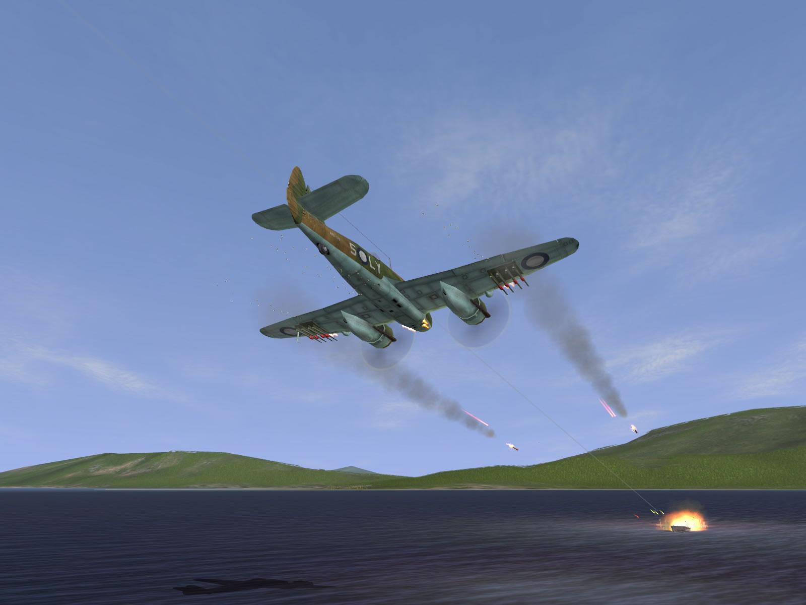 Download IL2 Missions Big Yanni Rescue 017