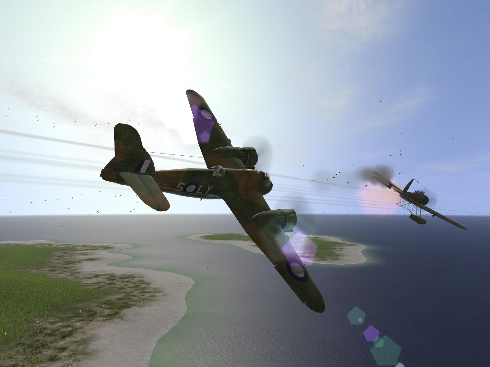 Download IL2 Missions Big Yanni Rescue 027