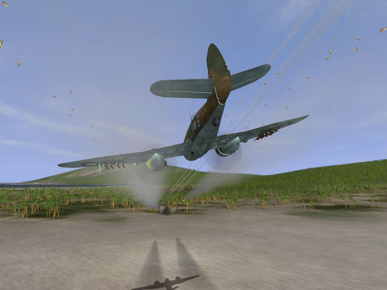 Download IL2 Missions Big Yanni Rescue 034