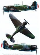 Asisbiz Curtiss Hawk H 75A French Airforce GCII.5 X834 No35 White 5 Battle of France 1940 0A
