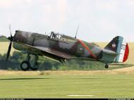 Asisbiz Curtiss Hawk H 75A1 FAF GC2 5 X881 France 1939 07 Duxford Warbird