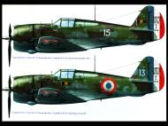 Asisbiz Curtiss Hawk H 75A2 French Airforce GCI.4 No15 U015 Jules Joire May 1940 0A