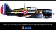 Asisbiz Curtiss Hawk H 75A2 French Airforce GCII.4 Y01 Max Vincotte France July 1940 0A
