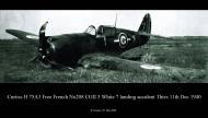 Asisbiz Curtiss Hawk H 75A3 Free French No208 CGII.5 White 7 accident Thies 11th Dec 1940 01