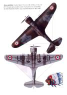 Asisbiz Curtiss Hawk H 75C French Airforce GCII.5 No140 White 11 U070 Charters France 1940 0B