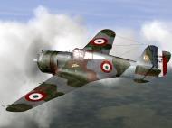 Asisbiz IL2 IM Hawk 75A 3 FAF GCI.5 W14 Vasatko France 1940 V00