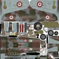 Asisbiz IL2 IM Hawk 75A 3 FAF GCII.5 W5 France 1940