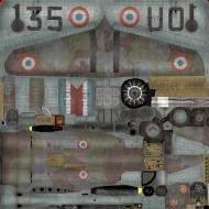Asisbiz IL2 TA Hawk 75A3 GCI.5 No135 U035 Penzini Suippes 1940