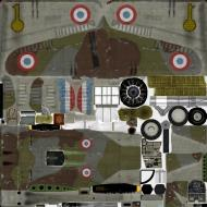 Asisbiz IL2 TA Hawk 75A3 GCI.5 No151 U051 Jean Mary Accart Pontarlier 1940 BNM