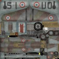 Asisbiz IL2 TA Hawk 75A3 GCI.5 No151 U051 Jean Mary Accart Suippes 1940