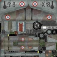Asisbiz IL2 TA Hawk 75A3 GCI.5 No59 X858 Morel Pontarlier 1940