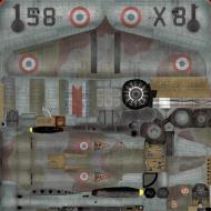 Asisbiz IL2 TA Hawk 75A3 GCI.5 No59 X858 Morel Suippes 1940