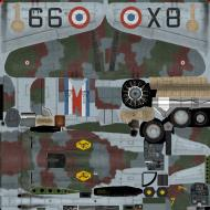 Asisbiz IL2 TA Hawk 75A3 GCII.4 No67 U866 Villey Cartier 1939