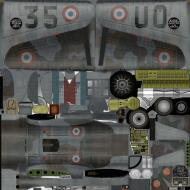 Asisbiz IL2 TP Hawk 75A3 GCI.5 No135 U035 Penzini Suippes 1940