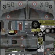 Asisbiz IL2 TP Hawk 75A3 GCI.5 No61 X850 France 1939