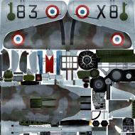 Asisbiz IL2 TT Hawk 75A3 GCI.4 No84 X883 Cartier 1939 NC