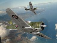 Asisbiz IL2 IM P 36A 15PG45PS Y22 Hawaii 1942 V00