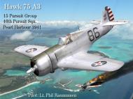 Asisbiz IL2 IM P 36A 15PG46PS B86 Phil Rasmussen Hawaii 1942 V00