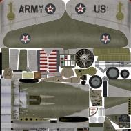 Asisbiz IL2 IM P 36C USAAF 15PG47PS B27 Brown Hawaii 1940 41