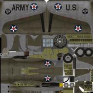 Asisbiz IL2 MS P 36A USAAF 15PG47PS Hawaii 1940 41