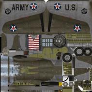 Asisbiz IL2 MS P 36C USAAF 15PG47PS B27 Brown Hawaii 1940 41