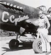 Asisbiz Curtiss P 40N Warhawk 8FG35FS C Emmett Davis Tsili Tsili New Guinea 1944 01
