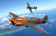 Asisbiz Curtiss P 40 captured by the Japanese in the Philippines 0A