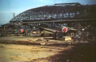 Asisbiz Curtiss P 40E Warhawk IJAAF Army Flying School Atsugi Ab Japan 1945 02