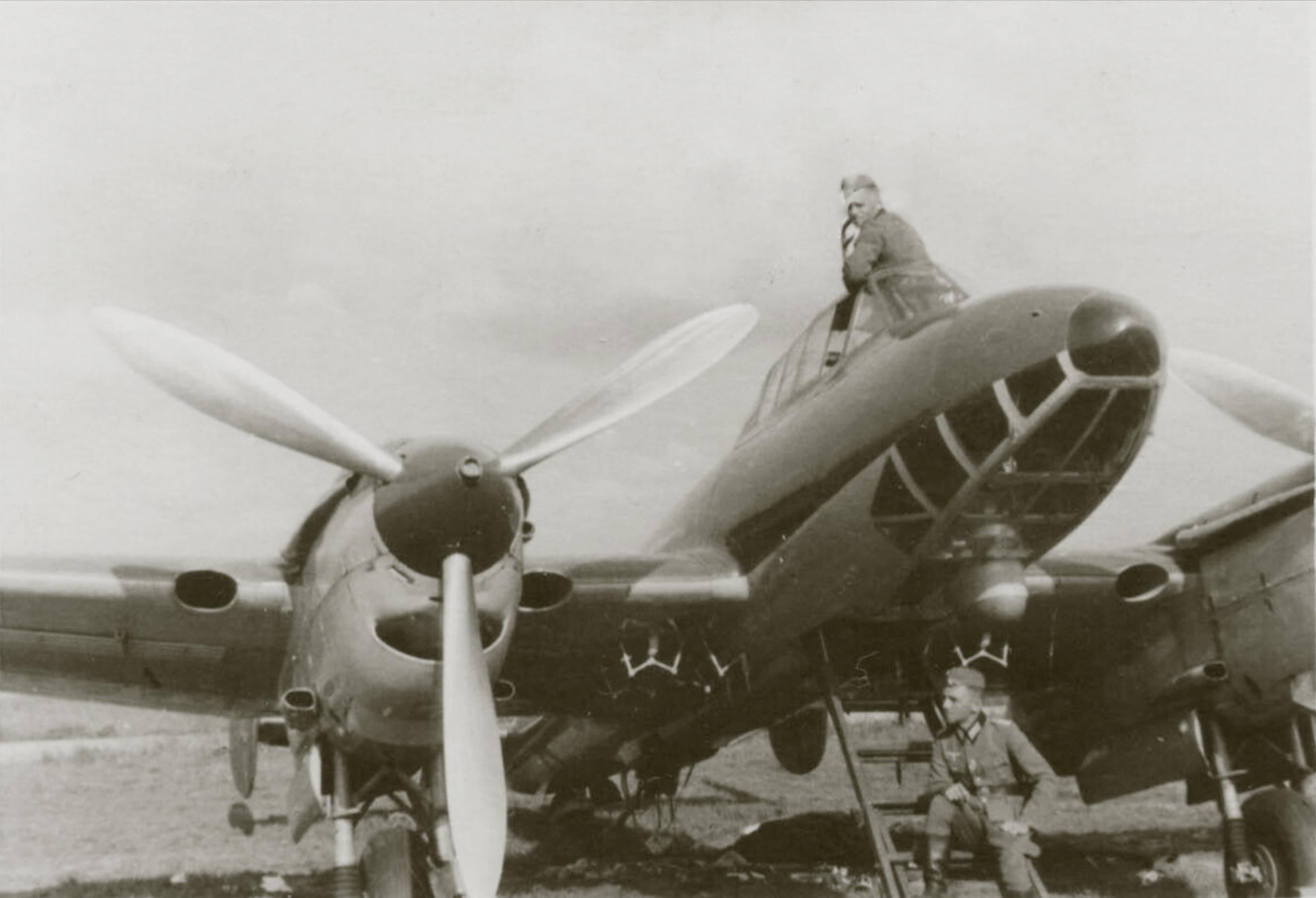 Petlyakov Pe 2 captured intact during Operation Barbarossa 1941 ebay 01