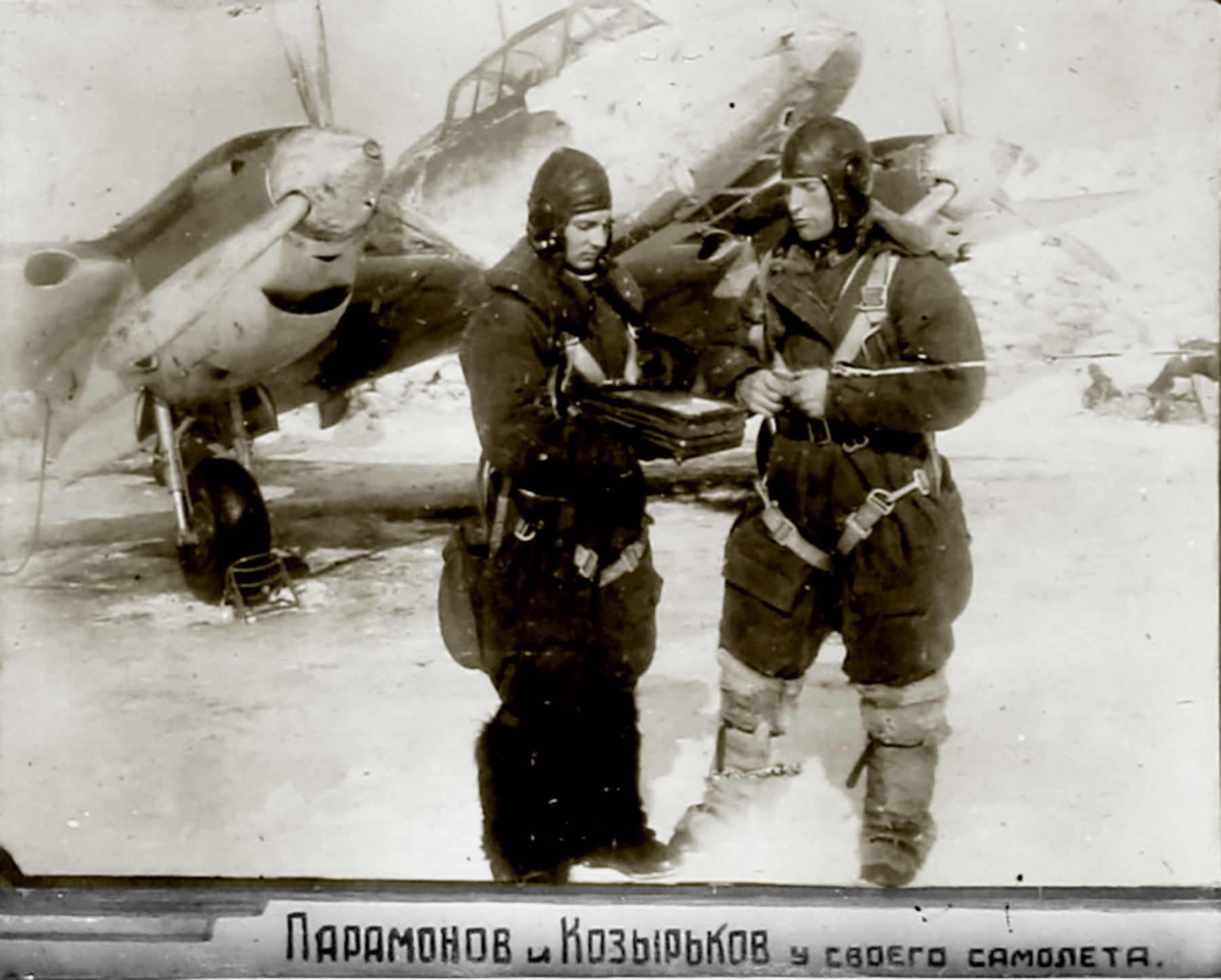 Petlyakov Pe 2R 511RAP with Paramonov and Kozyrkov 01