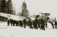 Asisbiz Aircrew Soviet 128GvBAP being pushed back into cover 15th Jan 1942 01