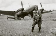 Asisbiz Aircrew Soviet 58BAP with female radio operator Malkova June July 1943 01